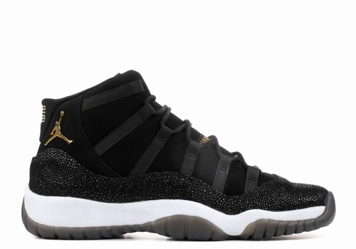 Air Jordan 11 Heiress Black Stingray
